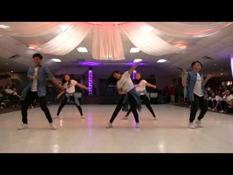 Rough Draft Dance Crew | Competing team | Valentine Bash 2017
