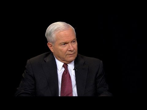 "Robert Gates ""concerned"" Trump is unwilling to criticize Russia"