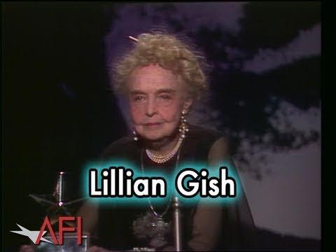Lillian Gish Accepts the AFI Life Achievement Award in 1984