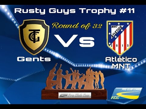 FCC Rusty Guys Trophy #11 l Round of 32 Vs Atletico MNT