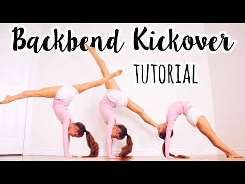 How to do a Backbend Kickover