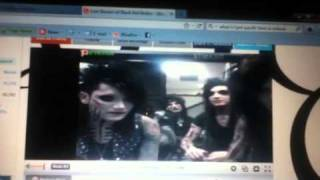 Black Veil Brides On Stickam