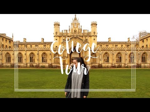 MY CAMBRIDGE COLLEGE | ST. JOHN'S COLLEGE TOUR