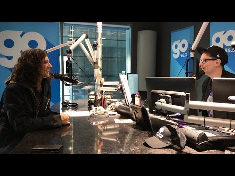 Nick Valensi of CRX and The Strokes interview with Miles the DJ