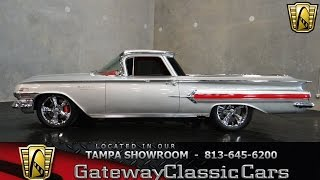 1960 Chevrolet El Camino thumbnail