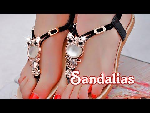 Las Sandalias Más Lindas para el 2018