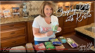 Shopping Keto with Kristie - Harris Teeter
