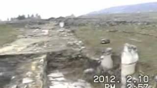 不良おやじトルコ旅行 ヒエロポリス遺跡