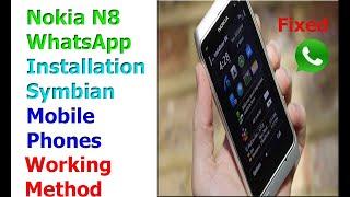 Download lagu Nokia N8 WhatsApp Installation 2019 Symbian Mobiles