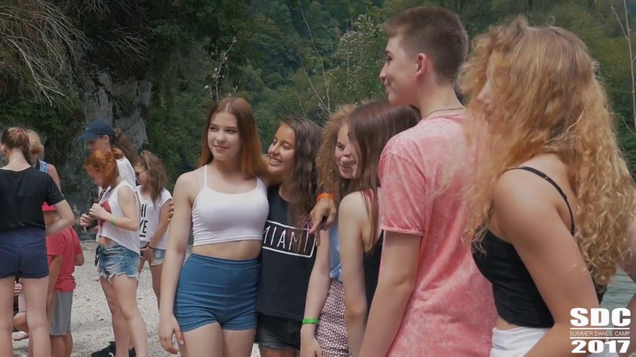 Наш Летний танцевальный лагерь от HHI Russia - 2 смена