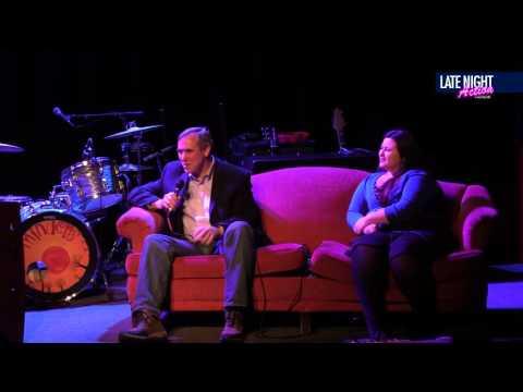 Senator Jeff Merkley - Full interview on Late Night Action
