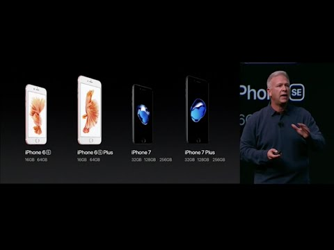 New Features of the iPhone 7 and 7 Plus