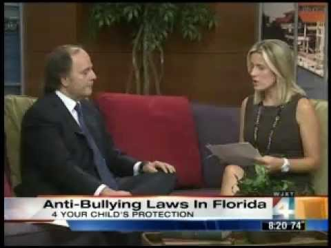 Anti-Bullying Laws in Florida – Jacksonville Personal Injury Attorney Eddie Farah