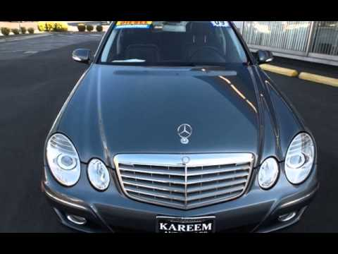 2009 mercedes benz e320 bluetec for sale in sacramento ca