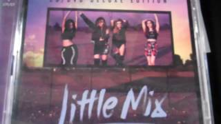 Little Mix Glory Days CD/DVD Deluxe Edition