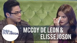 TWBA: McLisse being emotional while saying sorry to each other