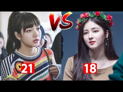 Blackpink Lisa Vs Momoland Nancy Childhood/Transformation From 1 To 21 Years Old