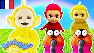 Les Teletubbies en français ✨ 2017 HD ✨  Famille et Amis   1 HEURE