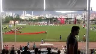 Adana kozan mesleki ve teknik anadolu lisesi 2017. 19 mayis bayrak açma programı