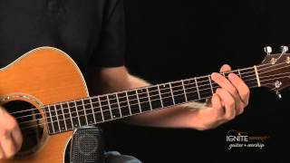 Praise to the Lord the Almighty (song) - Learn Intermediate Acoustic Guitar Lesson