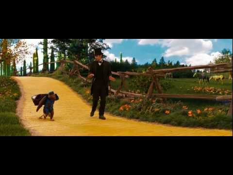 Oz The Great and Powerful clip- Bananas - Available on Digital HD, Blu-ray and DVD Now