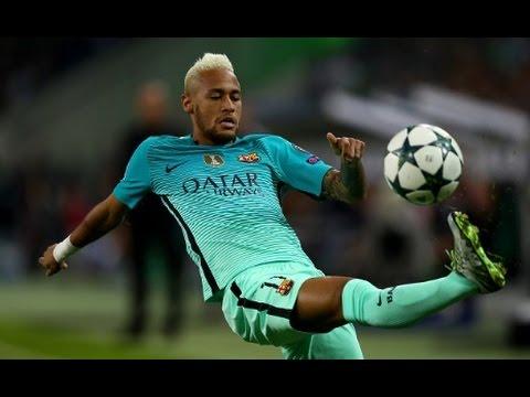 Neymar Jr - Magic Dribbling Skills 2016/17 |HD