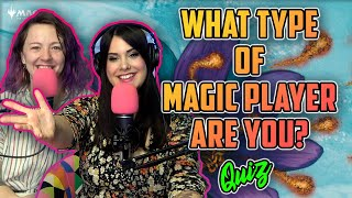 What Type of Magic the Gathering Player Are YOU? Take the QUIZ! | GLHF Podcast #426 | MTG