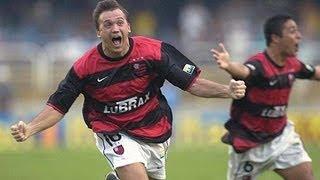 2001 Flamengo 3 x 1 Vasco , GOL de Petkovic - GOL do TRI ( vários ângulos ) edição de FSN