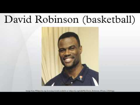 David Robinson (basketball)