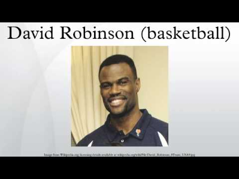 David Robinson (basketball)
