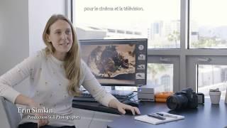 ASUS ProArt PA27AC - Utilisation pour la photographie