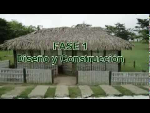 CONSTRUCCION CASA ECOLOGICA DE BOTELLAS ESCUELA DE