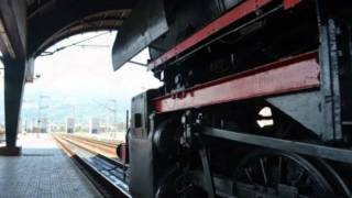Forgotten history, steam locomotive MZ 33-090 in Skopje Part 2