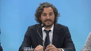 EN VIVO | Conferencia de prensa - Aumento de las becas CONICET