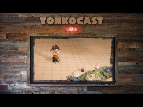 TONKOCAST Tonko House's Animation Industry Podcast #18 -- Tiny Inventions