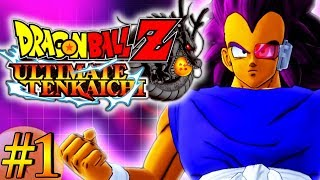 Dragon Ball Z: Ultimate Tenkaichi Part 1 - TFS Plays