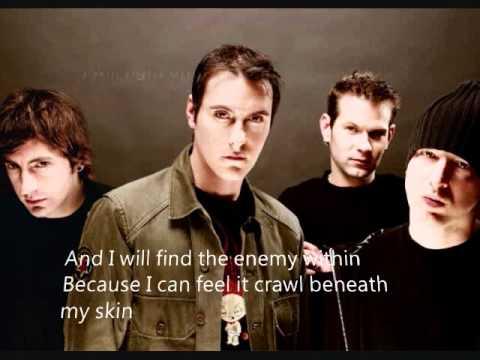 Breaking Benjamin - Dear Agony (Lyrics on screen)