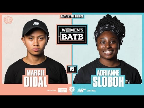 WBATB   Margie Didal vs. Adrianne Sloboh - Round 1