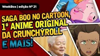 Saga von Son-Goku in der Serie, 1. ist die original-Crunchyroll, sagen Sie good-bye zu seinem tokusatsu, und + | WeekBox 21