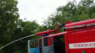 Пожарники прикол