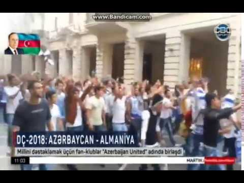 """Azerbaijan United"" | CBC SPORT"