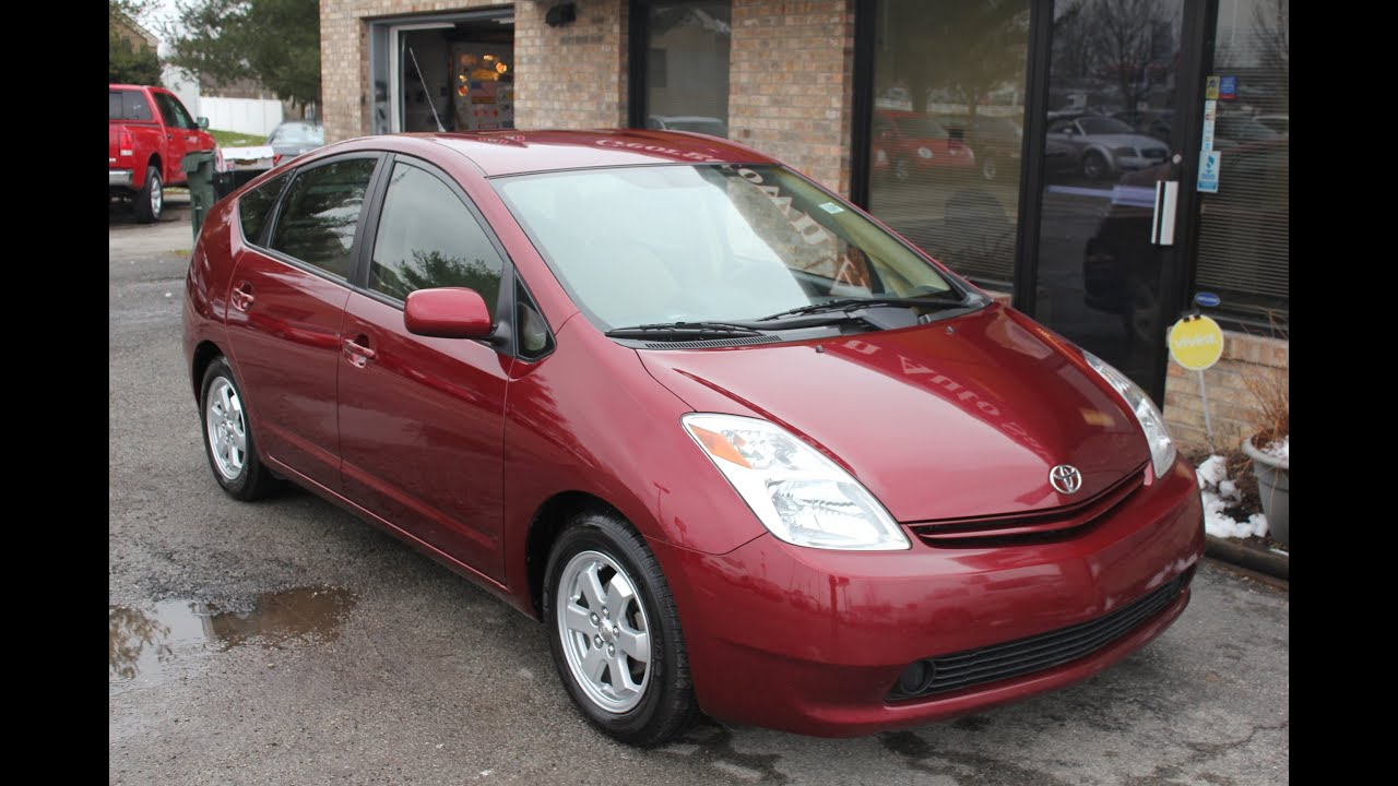 used 2005 toyota prius hb for sale georgetown auto sales ky kentucky sold youtube. Black Bedroom Furniture Sets. Home Design Ideas