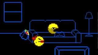 Pac-Man plays Skyrim[Spanish Fandub]