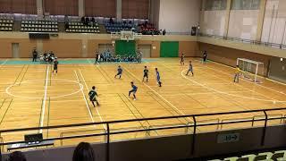 20190224 福岡県フットサル選抜A vs宮崎県U25選抜 前半