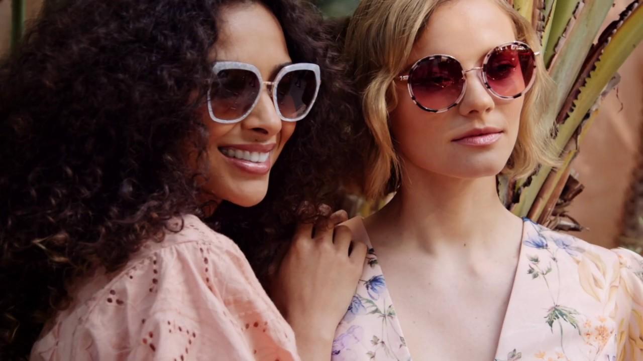 FYSH 2020 Women's Eyewear Campaign