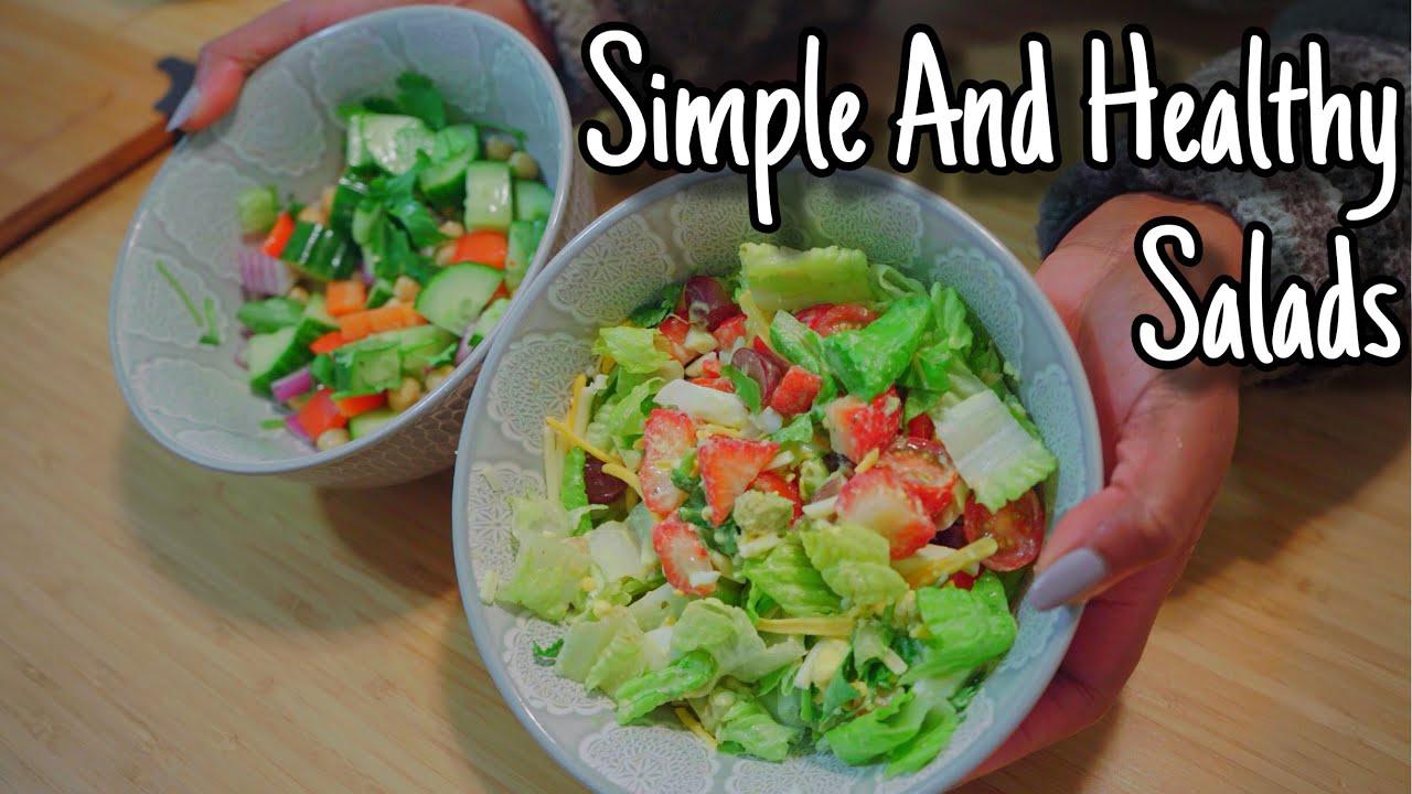 Thai Style Salad Cooksmart Sanjeev Kapoor Khazana Cooking World