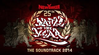 Battle Of The Year 2014 - The Soundtrack (Album Medley Mix) BOTY