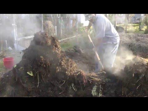No Smell Composting Video Series 12