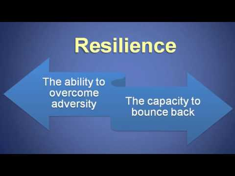 Dr. Ken Ginsburg on Resilience – Community Event: November 2, 2015