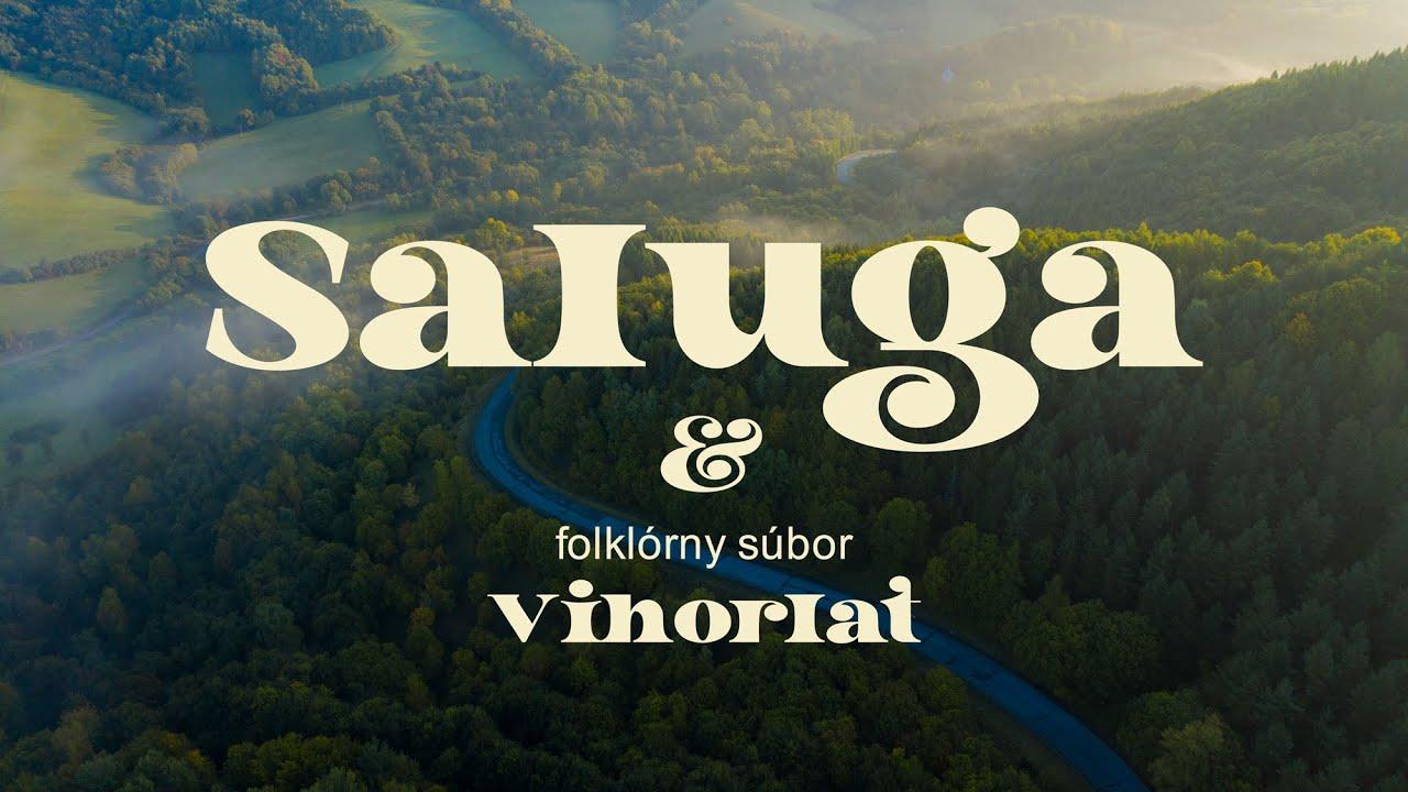 Download SALUGA - doplnky a folkórny súbor VIHORLAT (Starina a drevený kostolík Jalová)